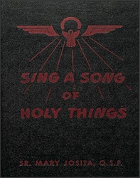 Sing a Song of Holy Things